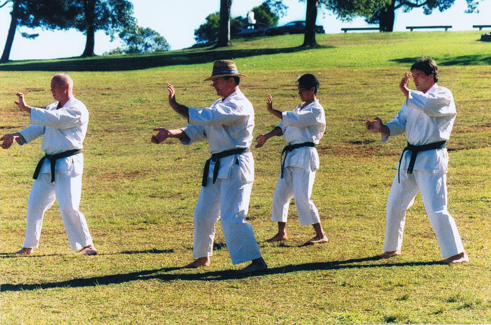 Hinze Dam (Outdoor) Dojo