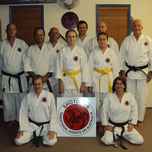 Group shot of members training at Gold Coast Dojo in 2012⠀⠀⠀⠀⠀⠀⠀⠀⠀ ⠀⠀⠀⠀⠀⠀⠀⠀⠀ #karatelife #karatelifestyle #karatetraining #shotokan #shotokankarate #shotokankaratedo #traditionalkarate #karate #karatedo #karateka
