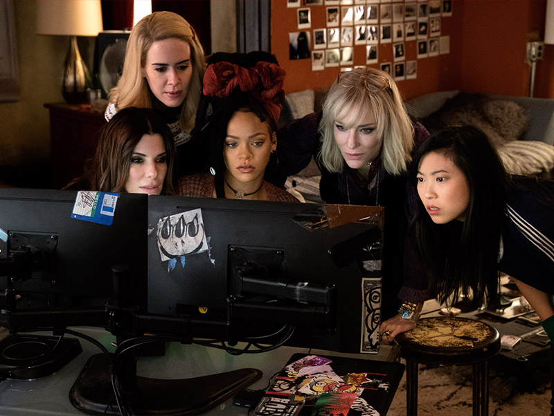 Episode 29: Oceans 8