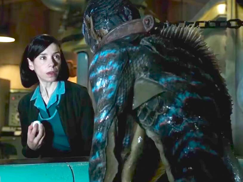 Episode 22: The Shape of Water