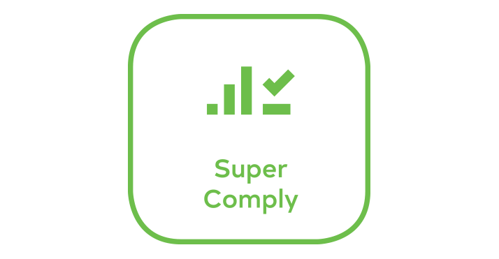 SUPER COMPLY - Maintain all of your SMSF's in the one cloud-based register. Increase efficiency and compliance.
