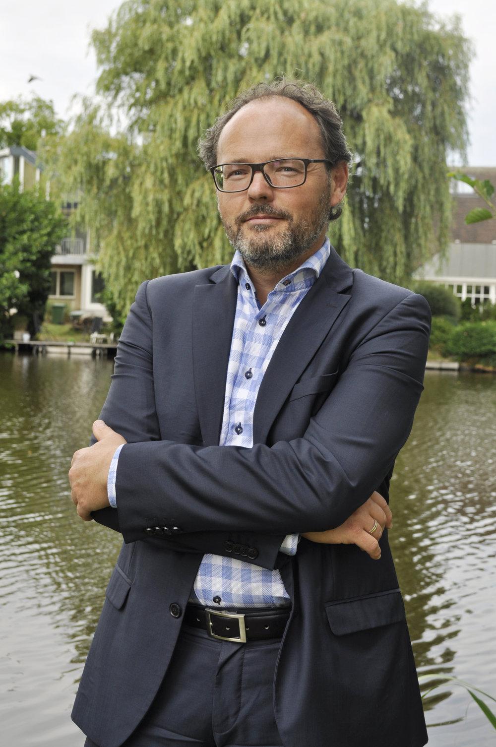 Evert van den Berg, AA