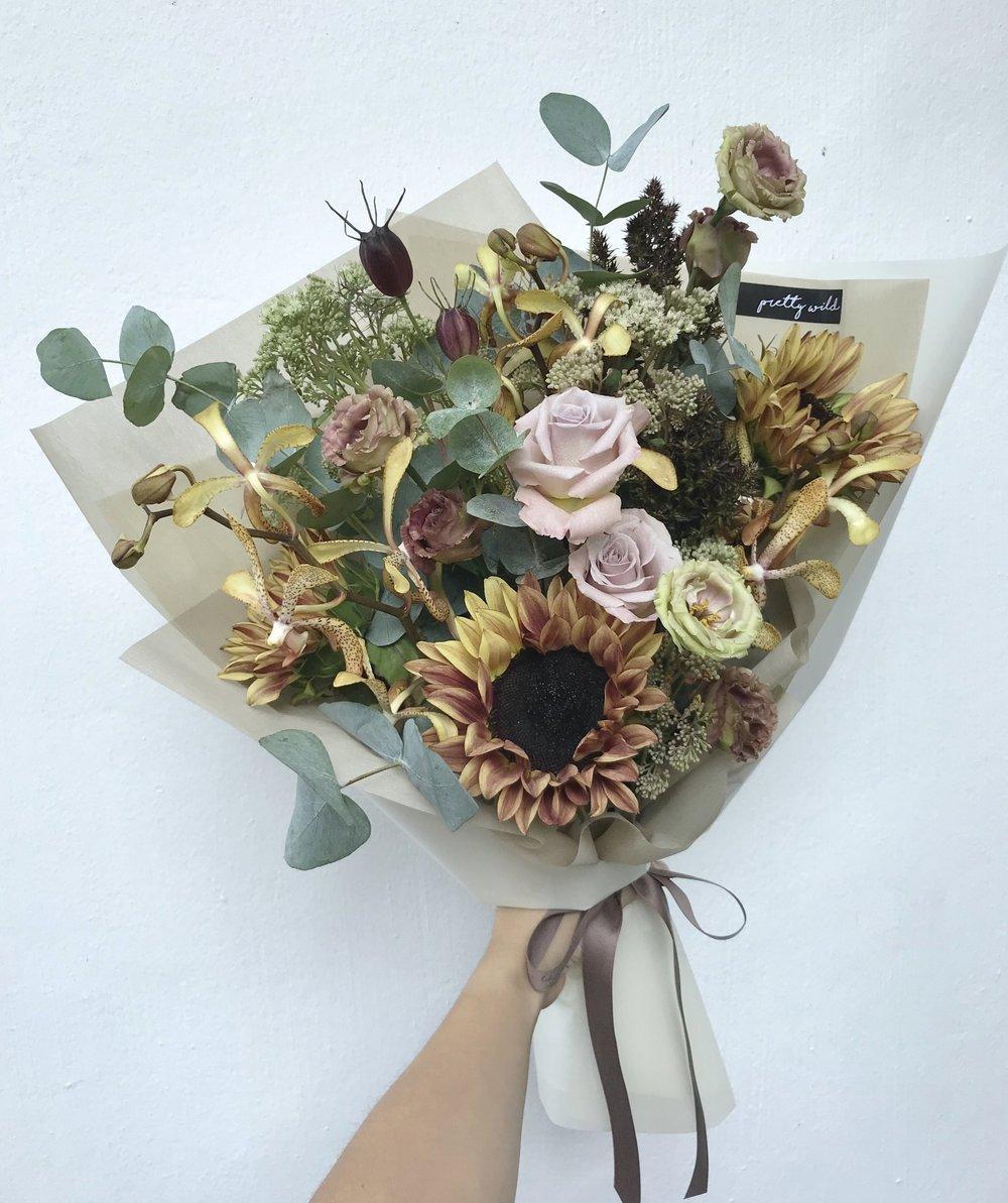 Earthy Sunflowers.jpg
