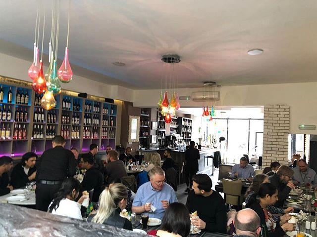 Lunch time at Beit Beirut 🍽 . . . #beitbeirut #beitbeirutwoking #lunch #lunchtime #lebanesefood #lebaneserestaurant #gathering #lunchbreak #eating #toplondonrestaurant #woking #surrey #lebanon #london #wearewoking