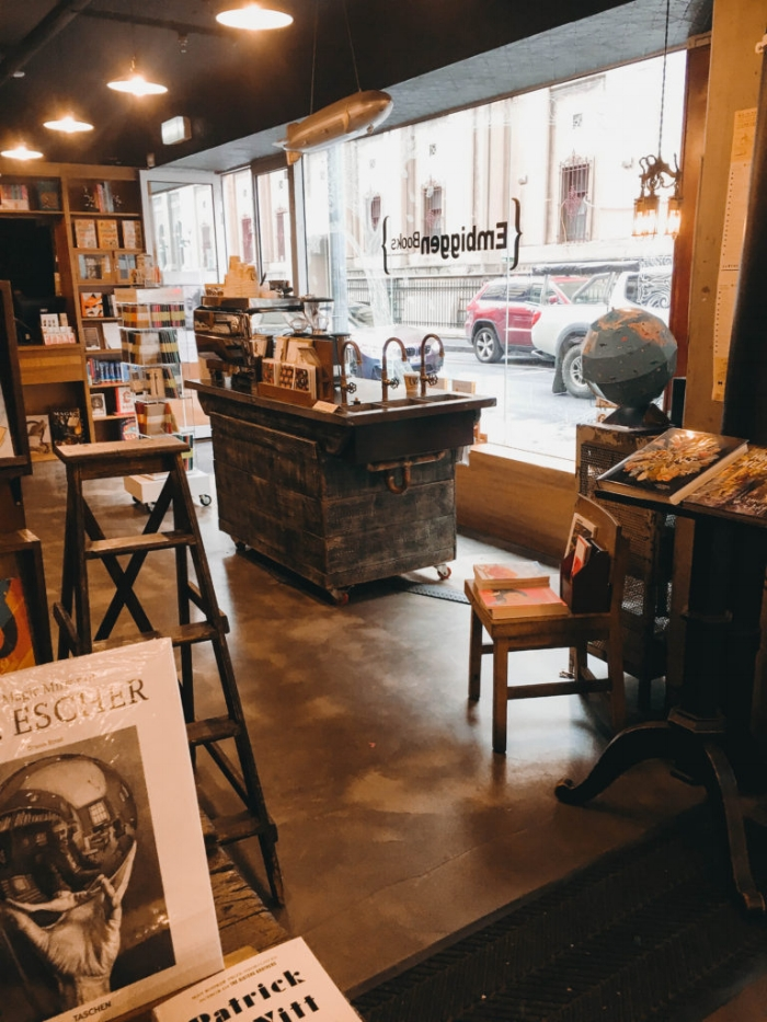 Bookshop Melbourne