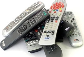 One more remote can't hurt can it?