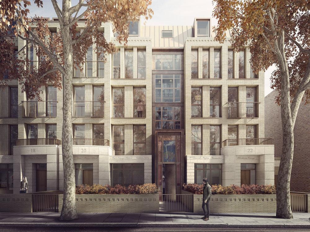 Auriol Road    Prime Residential, Heritage - Hammersmith & Fulham