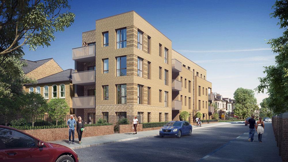 Romford Road    Residential + Regeneration - Newham