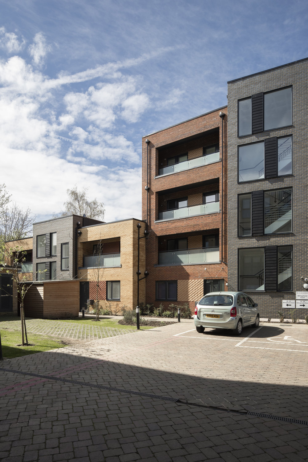 Nightingale Grove    Residential + Regeneration - Lewisham