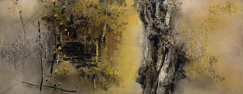 Knole Park  1982-1996, 168 x 457 cm (Baring Asset Management)