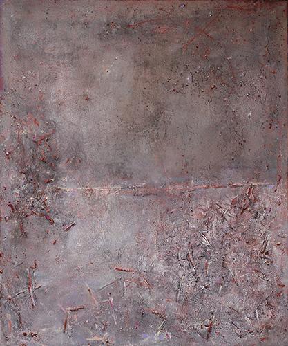 Appearance IV Thameside  2008-14, 182 x 153 cm