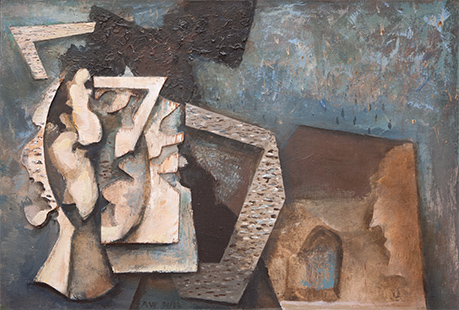 In Search Of Memory  1997, 51 x 72 cm
