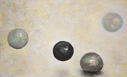 Bounce  2008-2015, 29.5 x 48 cm