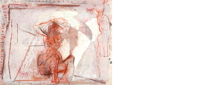 SUMMER FIELD 168 x 457 cms 1981/82