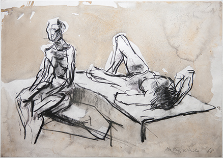 Untitled  1968, 29.5 x 42 cm