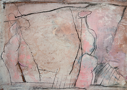 Eden  1995, 56 x 76 cm