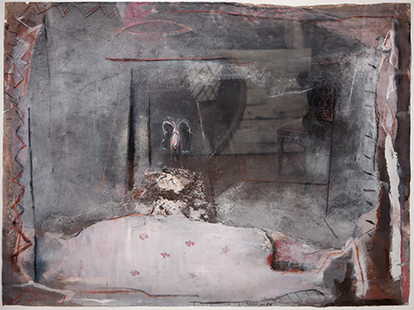 Infanta I  1988-1997, 118 x 152 cm
