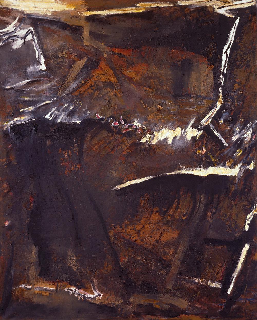 High Sea  1983, 305 x 254 cm