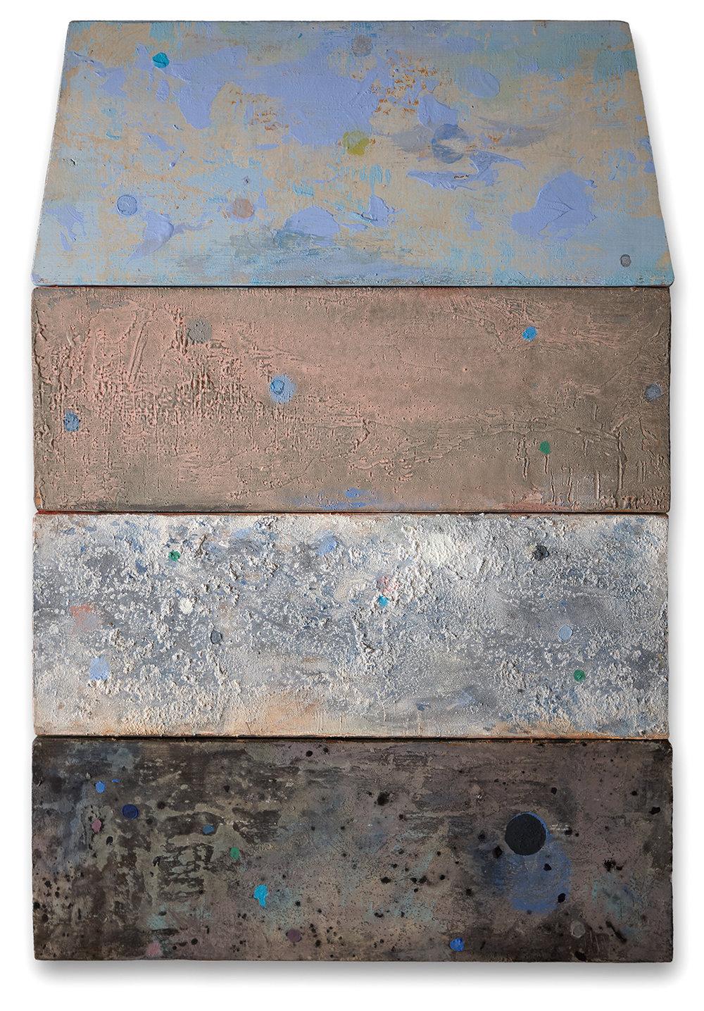 Sea Horizons  2012-16, 59 x 40 cm