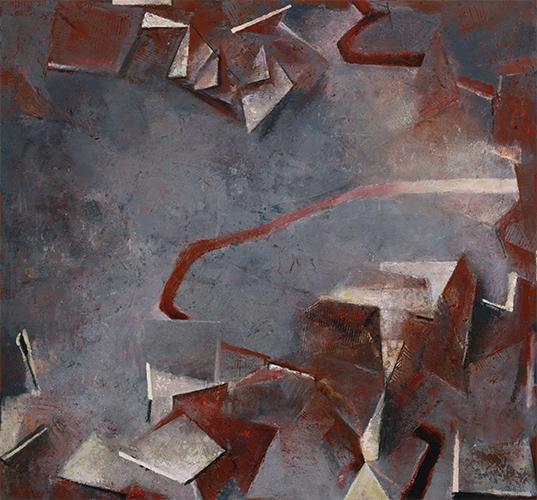 Pradella  1991-2, 171 x 183 cm (Ladbrokes)