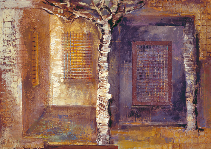 Enclosure  1996-7, 61 x 86 cm