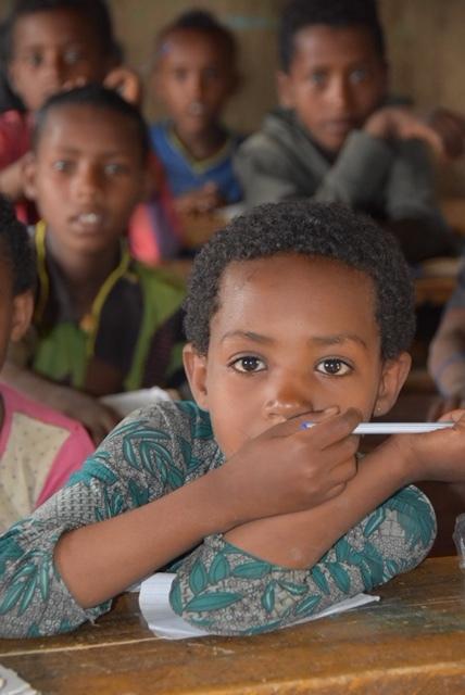 Building a Future for Children in Gendit, Ethiopia