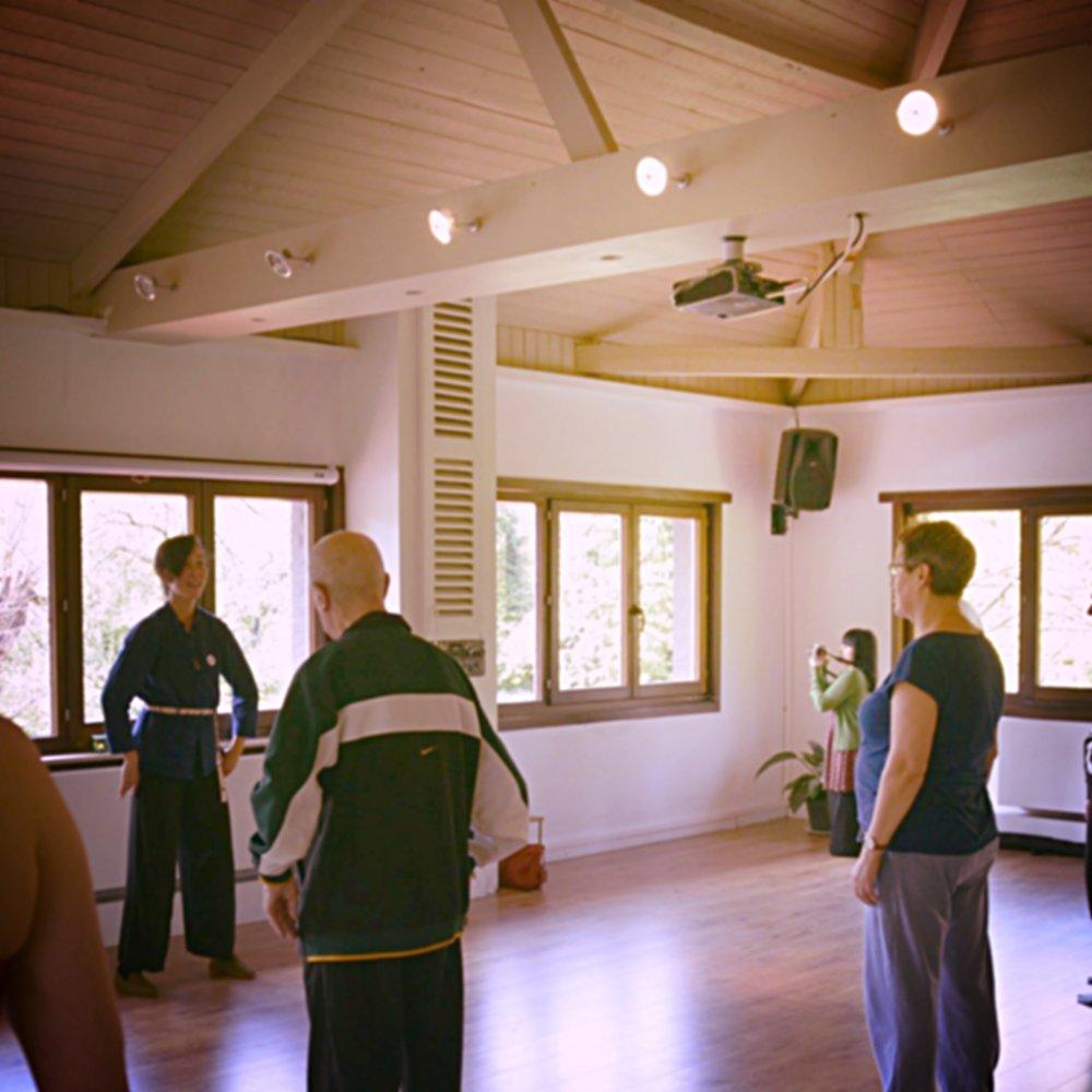 Wöchentliche Qigong Kurse - Ab 23. Oktober, wöchentliche Kurse am Dienstag um 11:00 und Mittwoch um 20:15 in Bergedorf, in der Yoga Loft..Mehr erfahren