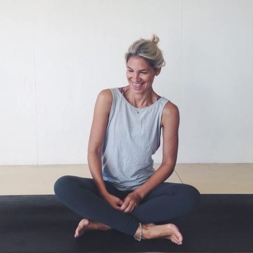 Gemma Folkard - Pilates Instructor