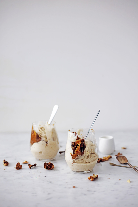 nice cream tahini date