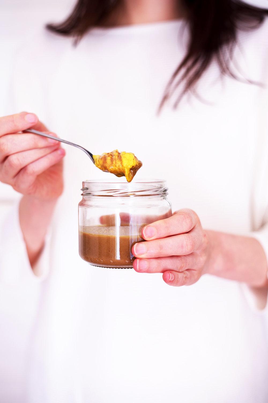 simple series tahini sauce