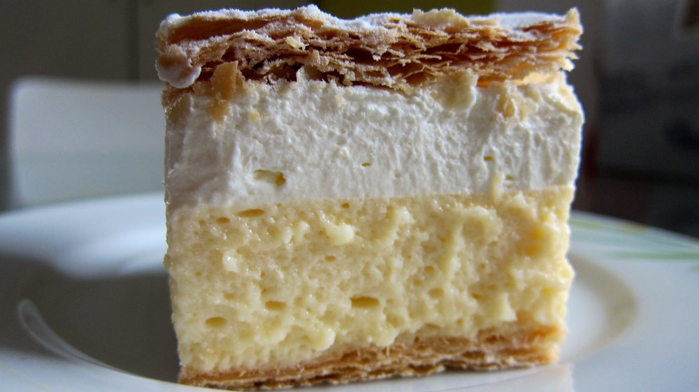 You should also eat as much Bled cream cake as possible when in Slovenia.