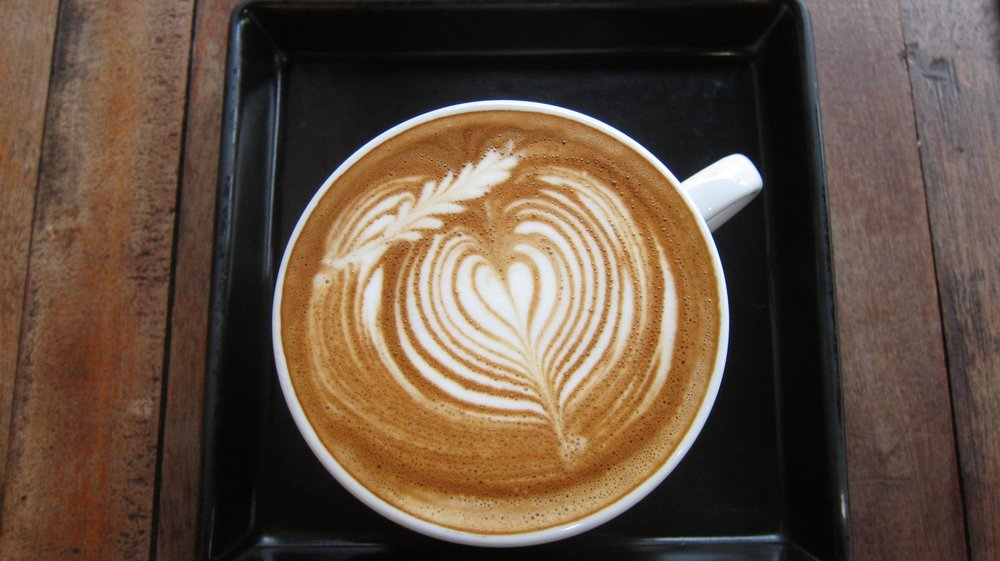 Wondering when my next good latte will be...