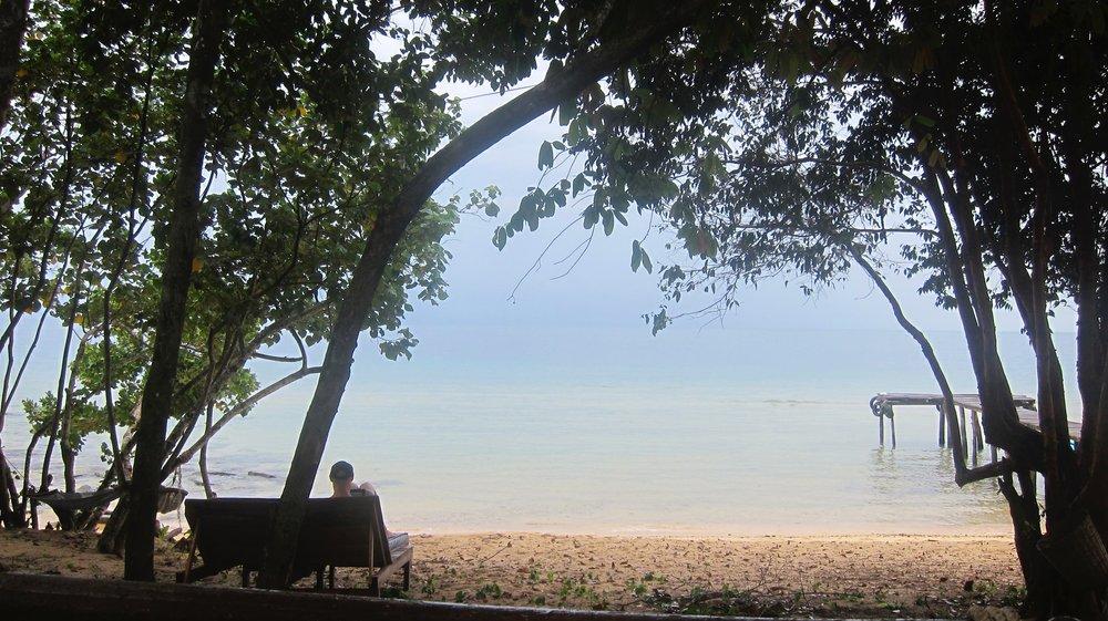 Beach bliss on Koh Kong Island