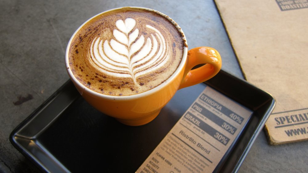 I'm still dreaming of this coffee!