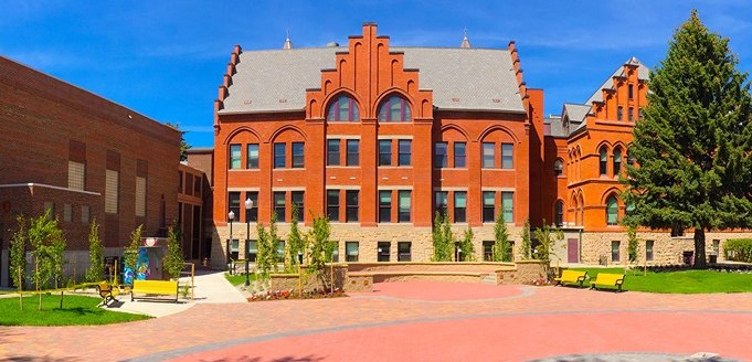 The University Montana - Western - Dillon, Montana