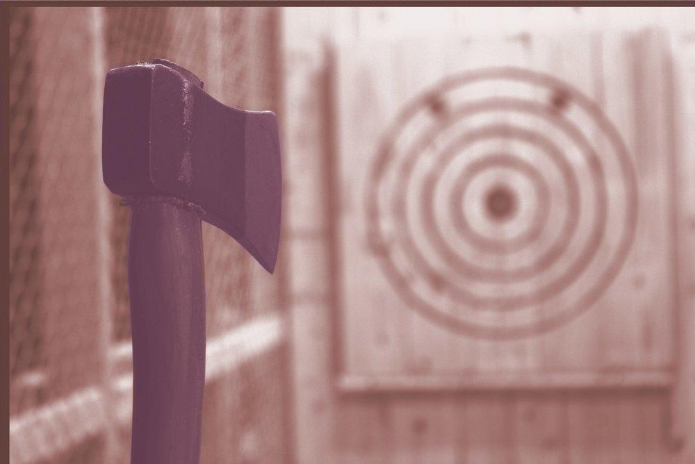sophia axe and target.jpg