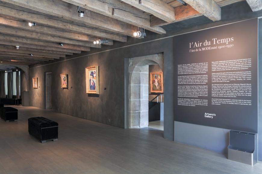 L'Air du Temps exhibition, Geneva, 2018