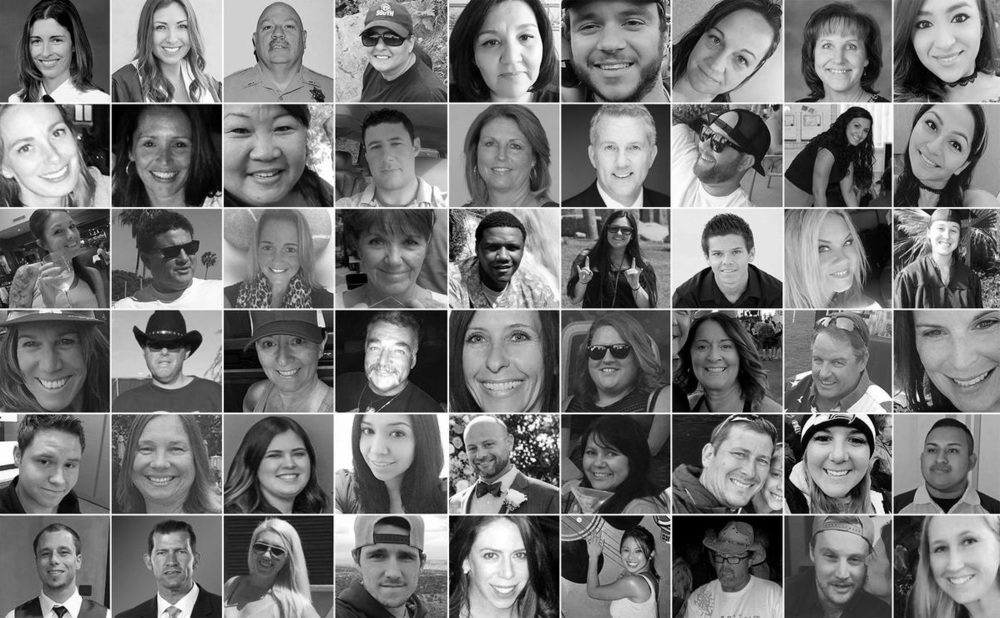 Victims of the Harvest Festival Shooting