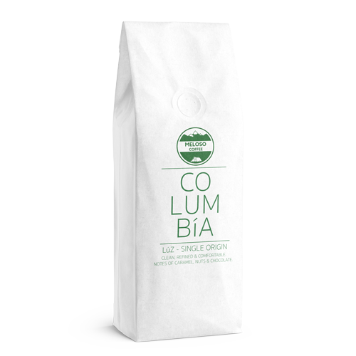 Columbia Single Origin - Great for experimentation and exploration of different brew methods.Tasting notes of caramel, nuts & chocolate.Starting at R245/kg (Incl. VAT)
