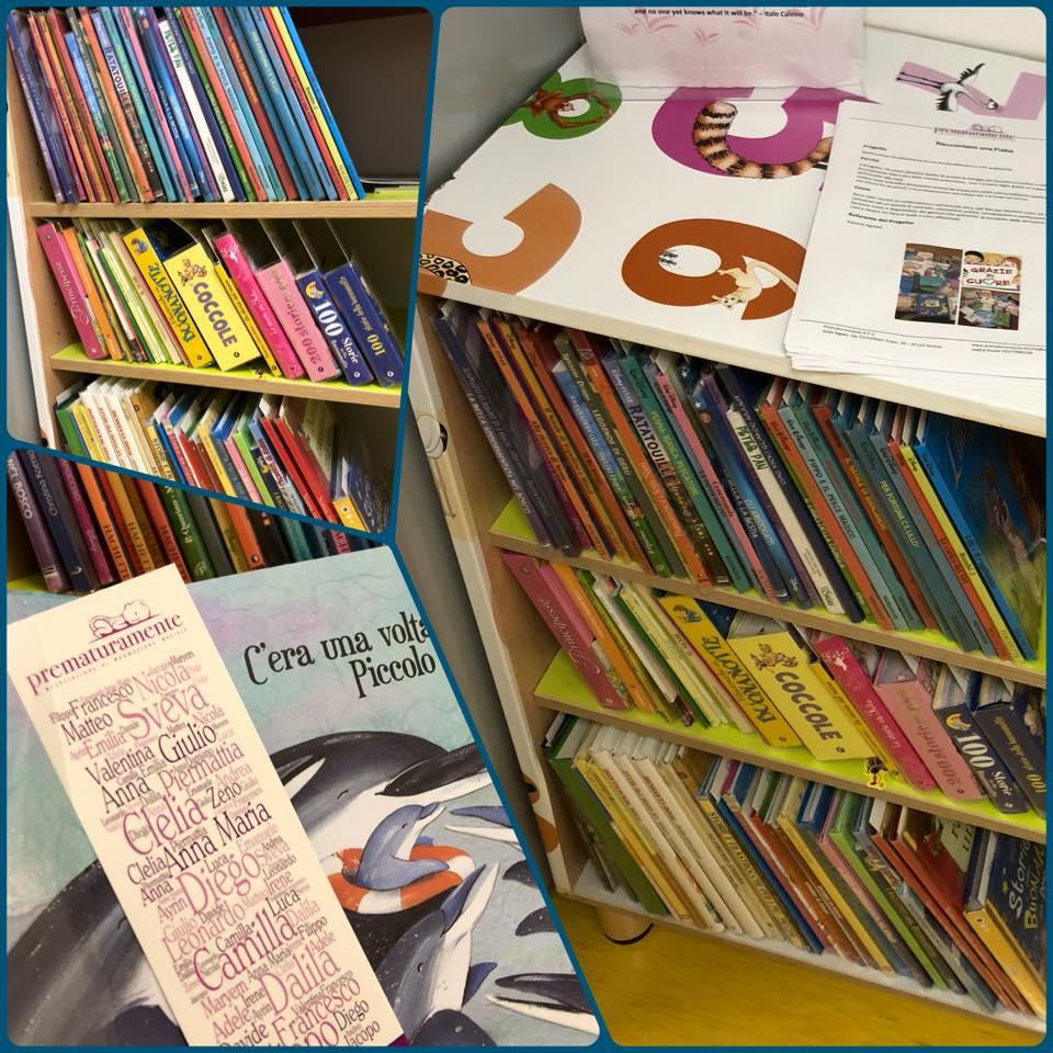 LA RACCOLTA LIBRI PROSEGUE - Sostieni anche TU il progetto Biblioteca