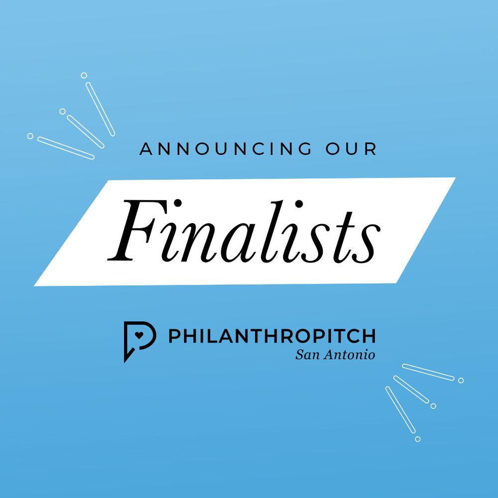 Philanthropitch San Antonio Finalist