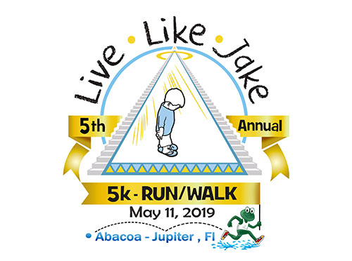 Lace Up and Run or Walk!