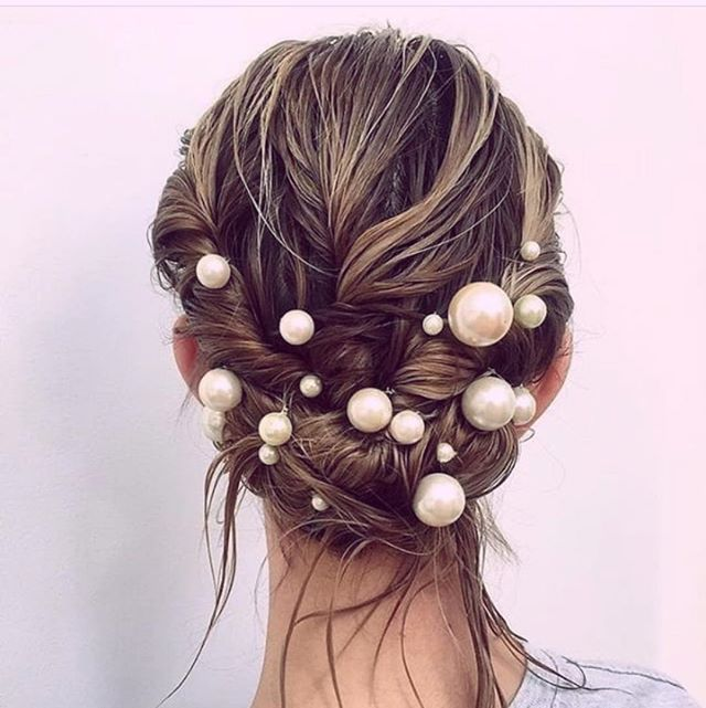 give us all the pearls! @lovelybride
