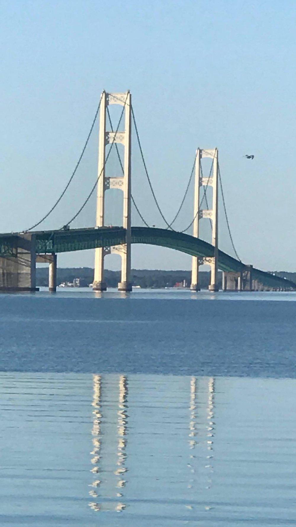 Macanac Island Bridge