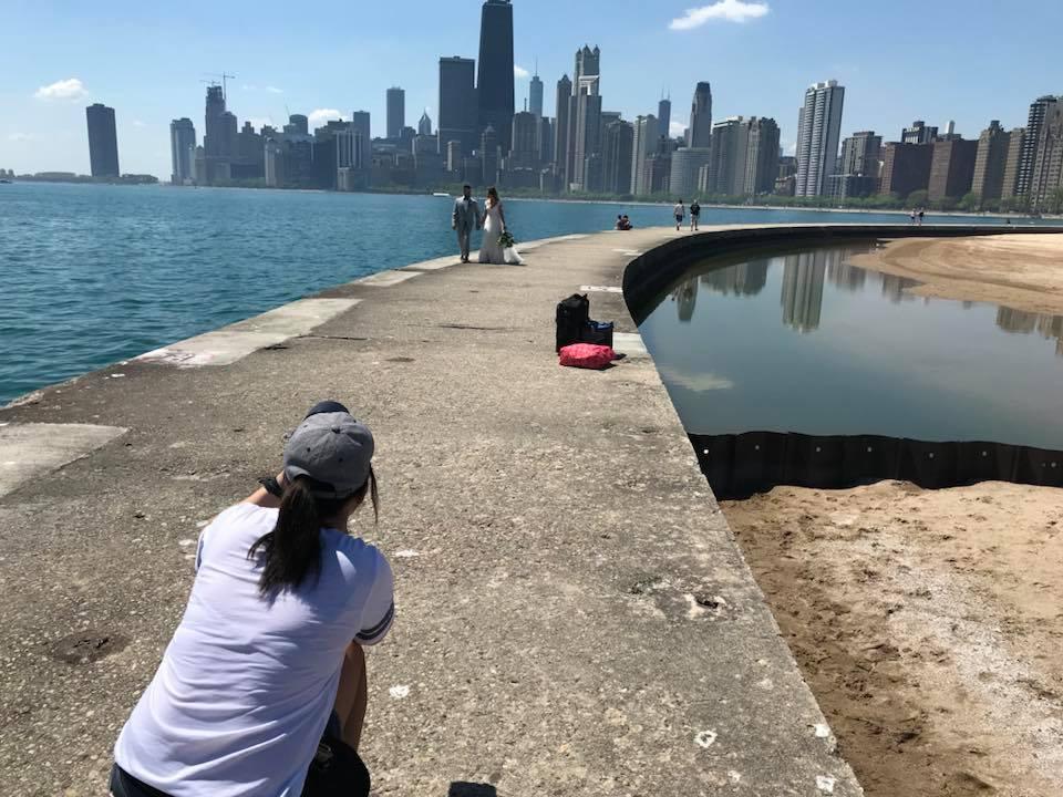 Chicago Skyline Shoot