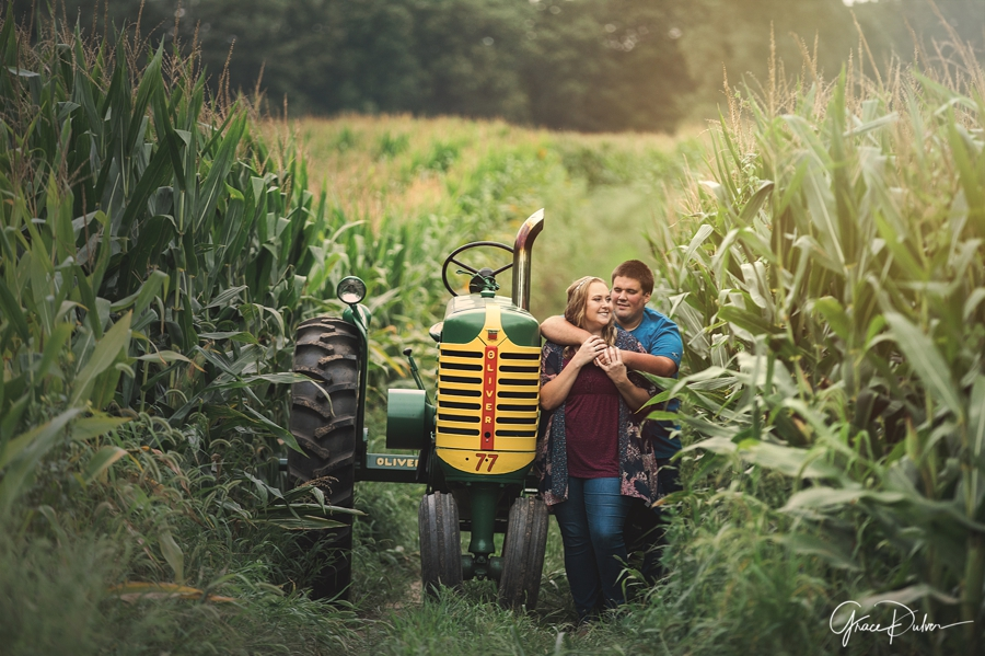 PRIVATE FARM IN UNION, MI