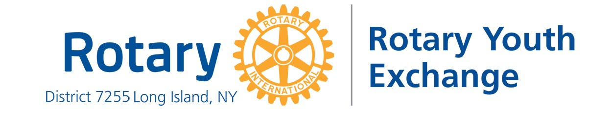 Youth Exchange Program - Rotary District 7255