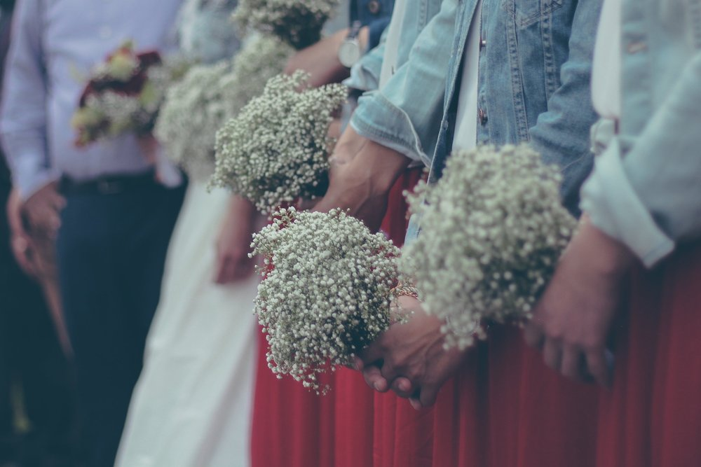 Wedding Party & Guest Management -