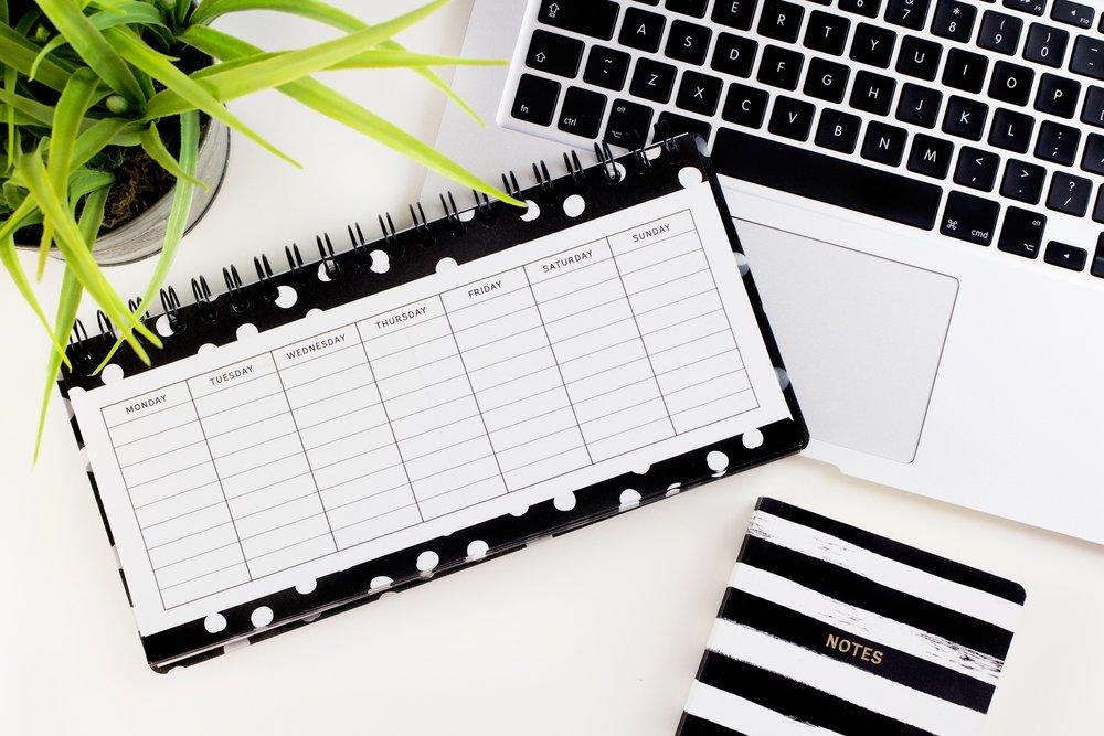 Payments & Deadlines -