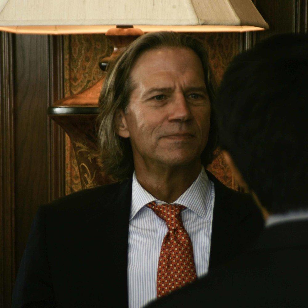 Foundation Governor Fred Zipp